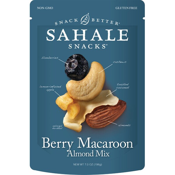 Berry Macaroon Almond Mix, 7 oz (198 g)