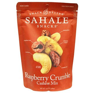 Sahale Snacks, Raspberry Crumble Cashew Mix, 8 oz (226 g)