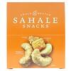 Sahale Snacks, Glazed Mix, Tangerine Vanilla Cashew-Macadamia, 9 Packs, 1.5 oz (42.5 g) Each