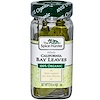 Spice Hunter, California Bay Leaves, Whole, Organic, 0.14 oz (4 g) (Discontinued Item)