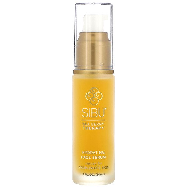 Sea Buckthorn Oil Hydrating Serum, 1 fl oz (30 ml)