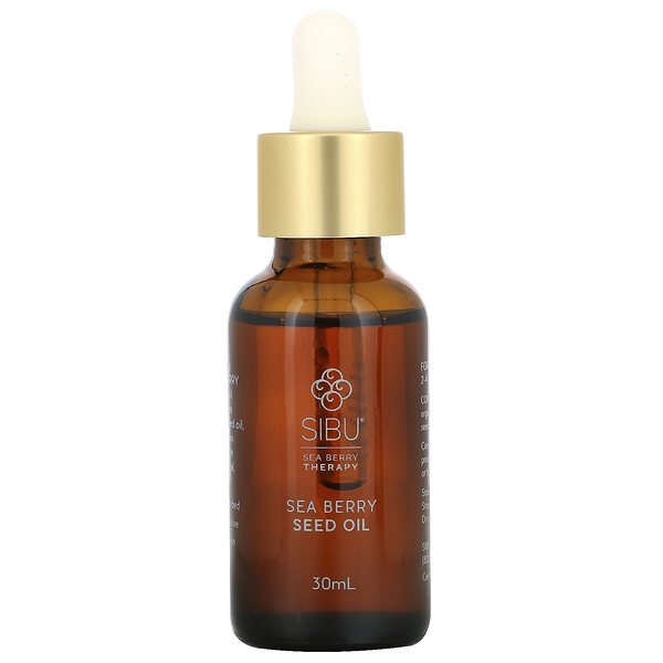 Sibu Beauty, Sea Berry Seed Oil, 30 ml