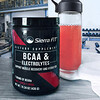 Sierra Fit, BCAA & Electrolytes, 7G BCAAs, Fruit Punch, 15.34 oz (435 g)