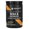 Sierra Fit, תוסף BCAA (חומצות אמינו מסועפות שרשרת) ואלקטרוליטים, מכיל 7 גרם BCAA, בטעם מנגו, 435 גרם (15.34 אונקיות)