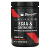 Sierra Fit, תוסף BCAA (חומצות אמינו מסועפות שרשרת) ואלקטרוליטים, מכיל 7 גרם BCAA, בטעם אבטיח, 435 גרם (15.34 אונקיות)