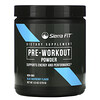 Sierra Fit, Pre-Workout Powder, Blue Raspberry Flavor, 9.5 oz (270 g)