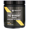 Sierra Fit, Pre-Workout Powder, Mango, 9.5 oz (270 g)