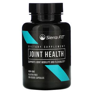 Sierra Fit, Joint Health, 90 Veggie Capsules отзывы покупателей