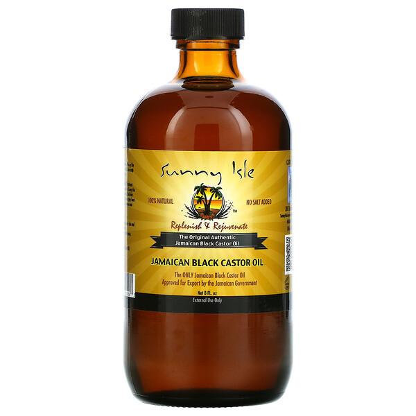 100% Natural Jamaican Black Castor Oil, 8 fl oz