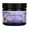 Sunny Isle, Jamaican Black Castor Oil, Pure Butter, Lavender, 2 fl oz