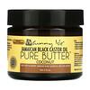 Sunny Isle, Jamaican Black Castor Oil, Pure Butter, Coconut, 2 fl oz