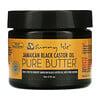 Sunny Isle, Jamaican Black Castor Oil, Pure Butter, 2 fl oz