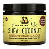 Sunny Isle, Shea Coconut Intensive Repair Masque, 16 fl oz