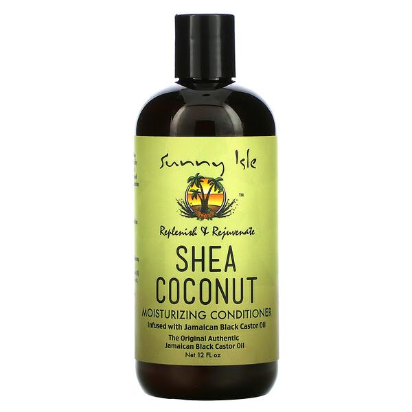 Shea Coconut Moisturizing Conditioner with Jamaican Black Castor Oil, 12 fl oz