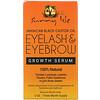 Sunny Isle, Jamaican Castor Oil, Eyelash & Eyebrow Growth Serum, 2 oz