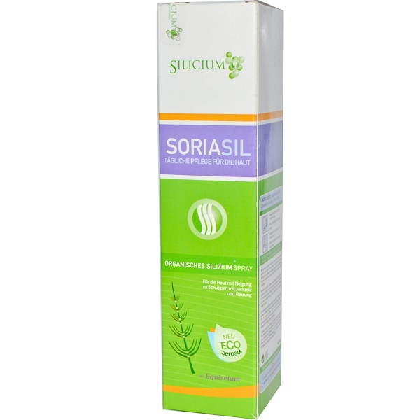Silicium Laboratories LLC, SoriaSil, Spray, Organic Silica, 150 ml (Discontinued Item)