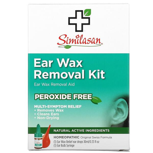 Ear Wax Removal Kit, 0.33 fl oz (10 ml)