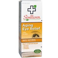 Similasan, 逆齡舒緩滴眼液,0.33 液量盎司(10 毫升)