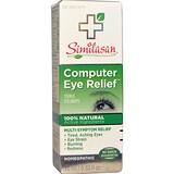 Отзывы о Similasan, Профилактика зрения при работе с компьютером, Стерильные капли для глаз, 0,33 жидких унции (10 мл)