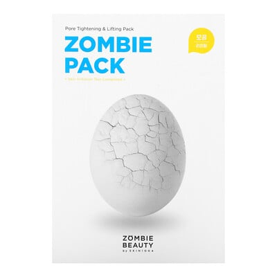 SKIN1004 Zombie Pack, 10 Piece Set