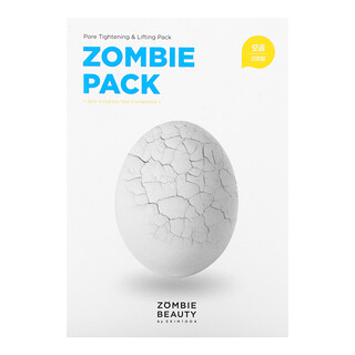 SKIN1004, Zombie Pack, 10 Piece Set