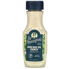 Sir Kensington's, 鱷梨油田園沙拉醬,9 液量盎司(266 毫升)