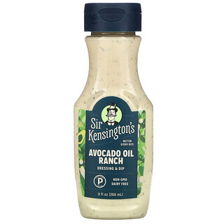 Sir Kensington's, Avocado Oil Ranch, 9 fl oz (266 ml)