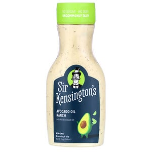 Sir Kensington's, Avocado Oil Ranch, 9 fl oz (266 ml)