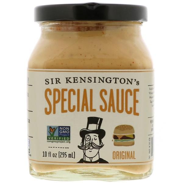 Sir Kensington's, スペシャルソース、オリジナル、10液体オンス(295 ml) (Discontinued Item)