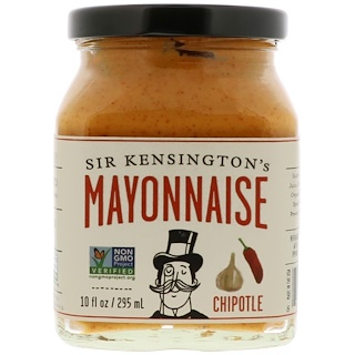 Sir Kensington's, Mayonesa, Chipotle, 10 oz (295 ml)