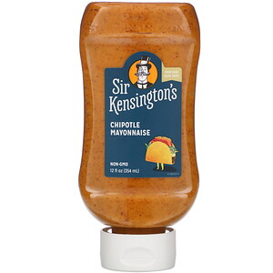 Sir Kensington's, Chipotle Mayonnaise, 12 fl oz (354 ml)