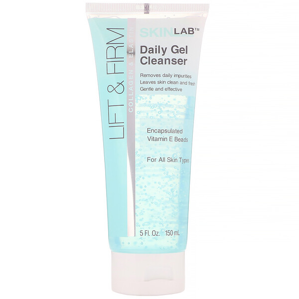 Lift & Firm, Daily Gel Cleanser, 5 fl oz (150 ml)