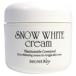 Secret Key, Крем «Белоснежка», отбеливающий крем, 50 г