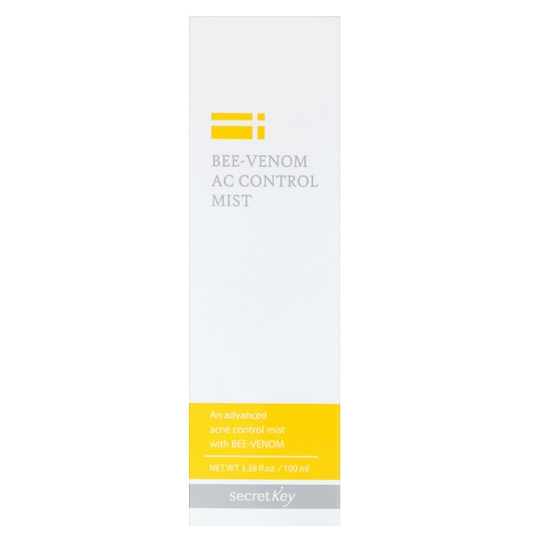 Secret Key, Bee-Venom AC Control Mist, 3.38 fl oz (100 ml) (Discontinued Item)