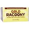 Secret Key, لصقة الجل المرطب الذهب Racoony للعين والبقع، 90 قطعة