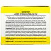Secret Key, Lemon Sparkling Peeling Pad, 70 Pads, 4.39 fl oz (130 ml)