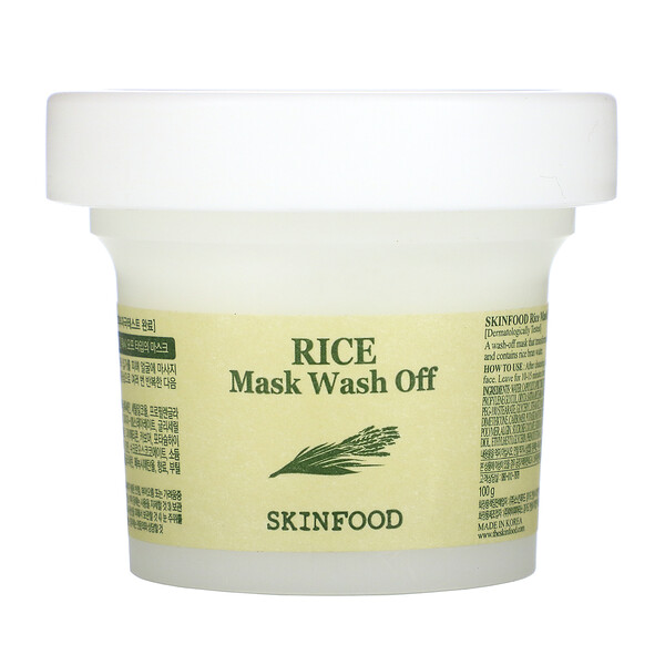 Rice Mask Wash Off, 3.52 oz (100 g)