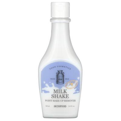 Skinfood Milk Shake Point Make-Up Remover, 5.41 fl oz (160 ml)