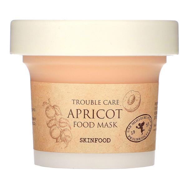 Apricot Food Mask, 4.23 fl oz (120 g)