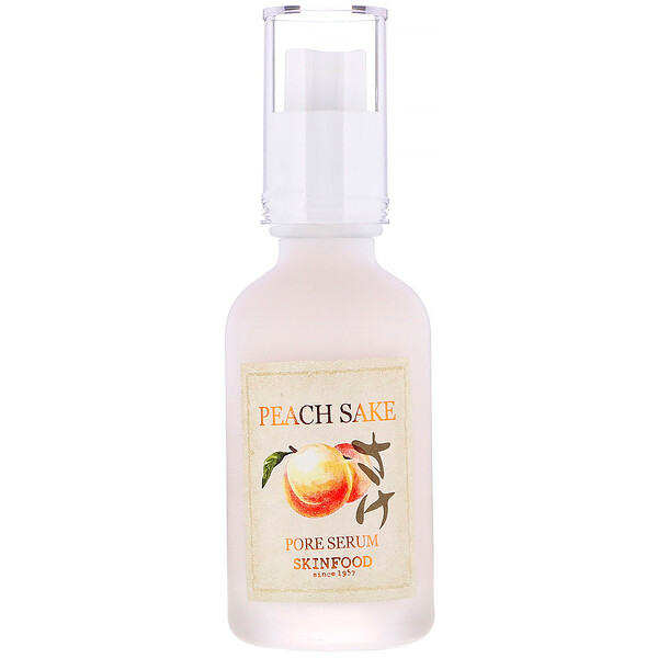 Peach Sake Pore Serum, 1.52 fl oz (45 ml)