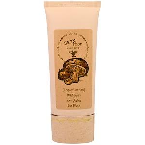 Скин Фуд, Mushroom Multi Care BB Cream SPF 20 PA+, #1 Bright Skin, 50 g отзывы покупателей