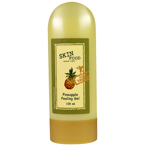 Skinfood, Pineapple Peeling Gel, 100 ml (Discontinued Item)