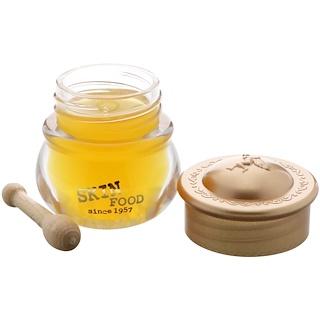 Skinfood, Honeypot Lip Balm, No. 3 Honey, 0.23 oz (6.5 g)