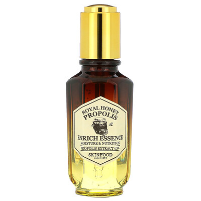 Skinfood Royal Honey Propolis Enrich Essence, 1.69 fl oz (50 ml)