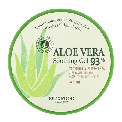 Купить Skinfood Aloe Vera 93% Soothing Gel, 300 ml