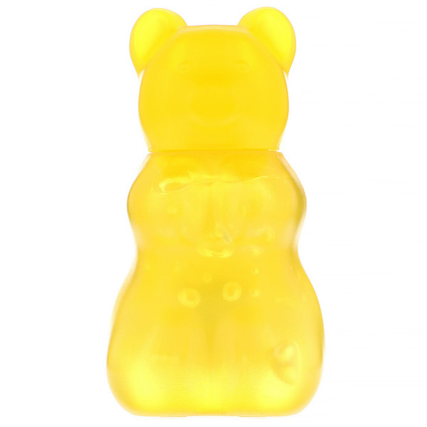 Skinfood, Gummy Bear Jelly Hand Gel, Pineapple, 1.52 fl oz (45 ml) (Discontinued Item)