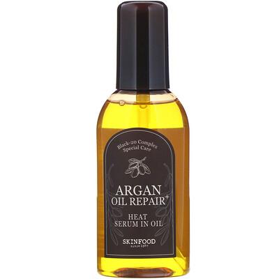Купить Skinfood Масло-сыворотка для волос с аргановым маслом, восстановление и защита, 100 мл (3, 38 жидк.унций)