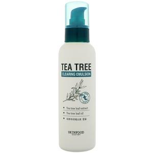 Скин Фуд, Tea Tree Clearing Emulsion, 4.56 fl oz (135 ml) отзывы