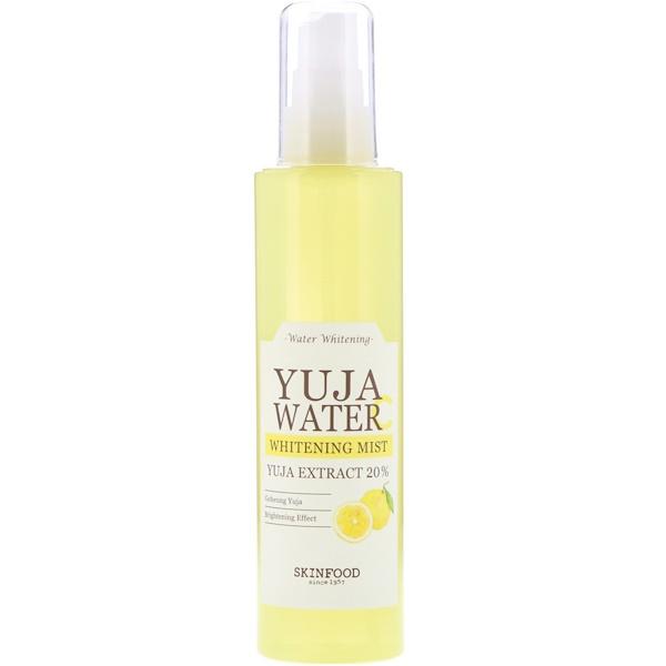 Skinfood, Yuja Water, Whitening Mist, 5.07 fl oz (150 ml) (Discontinued Item)