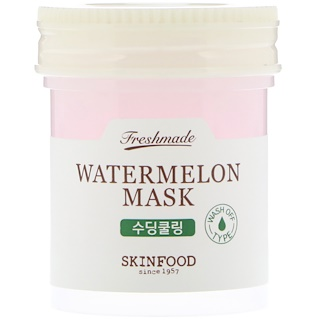 Skinfood, Freshmade Watermelon Mask, Soothing, 90 ml
